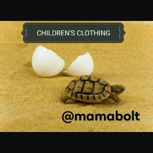 The following listings are baby/kids clothing.